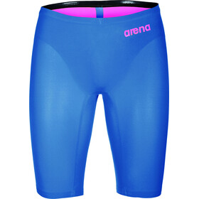arena Powerskin R-Evo One Jammer Hombre, blue/powder pink